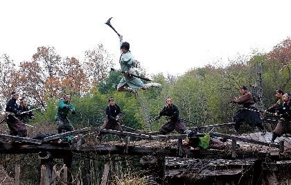 木村拓哉主演『無限の住人』が初登場1位 TSUTAYA週間レンタルランキング邦画部門&販売ランキングで首位に