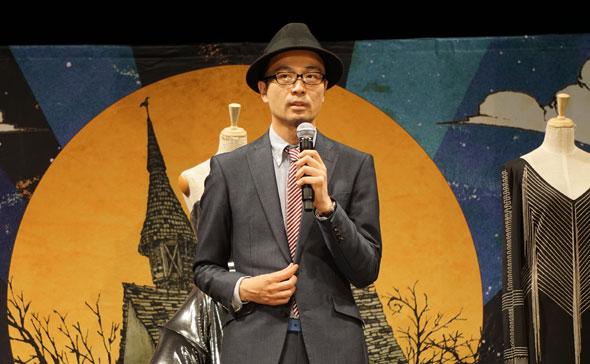 SCRAPの代表・加藤隆生さん