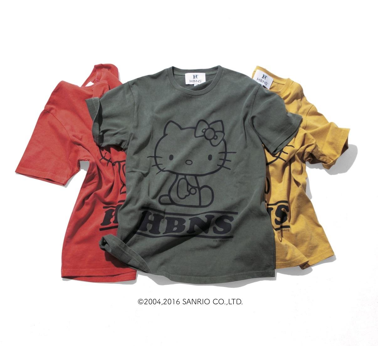 HBNS Tシャツ 各8,424円
