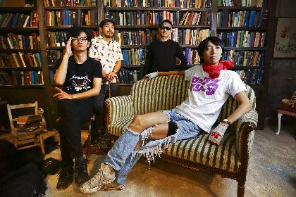"""セックスマシーンが""""バンドではない何か""""と戦う 『対決!ワンマンツアー』開催決定"""