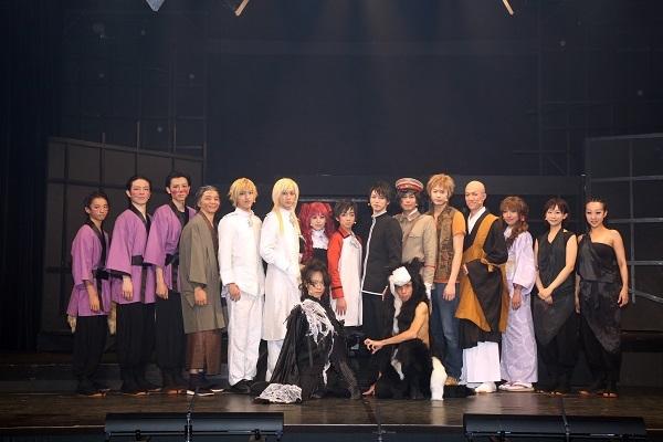 (c)2015 あべ美幸・株式会社KADOKAWA/古那屋一座  撮影:立川賢一