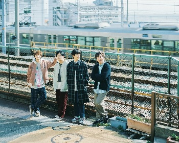 sumikaの新曲「絶叫セレナーデ」をFM802『ROCK KIDS 802-OCHIKEN Goes ON!!-』で初オンエア