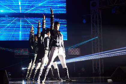 MAG!C☆PRINCEがツアー初日にセンチュリーホールでのライブ開催をアナウンス