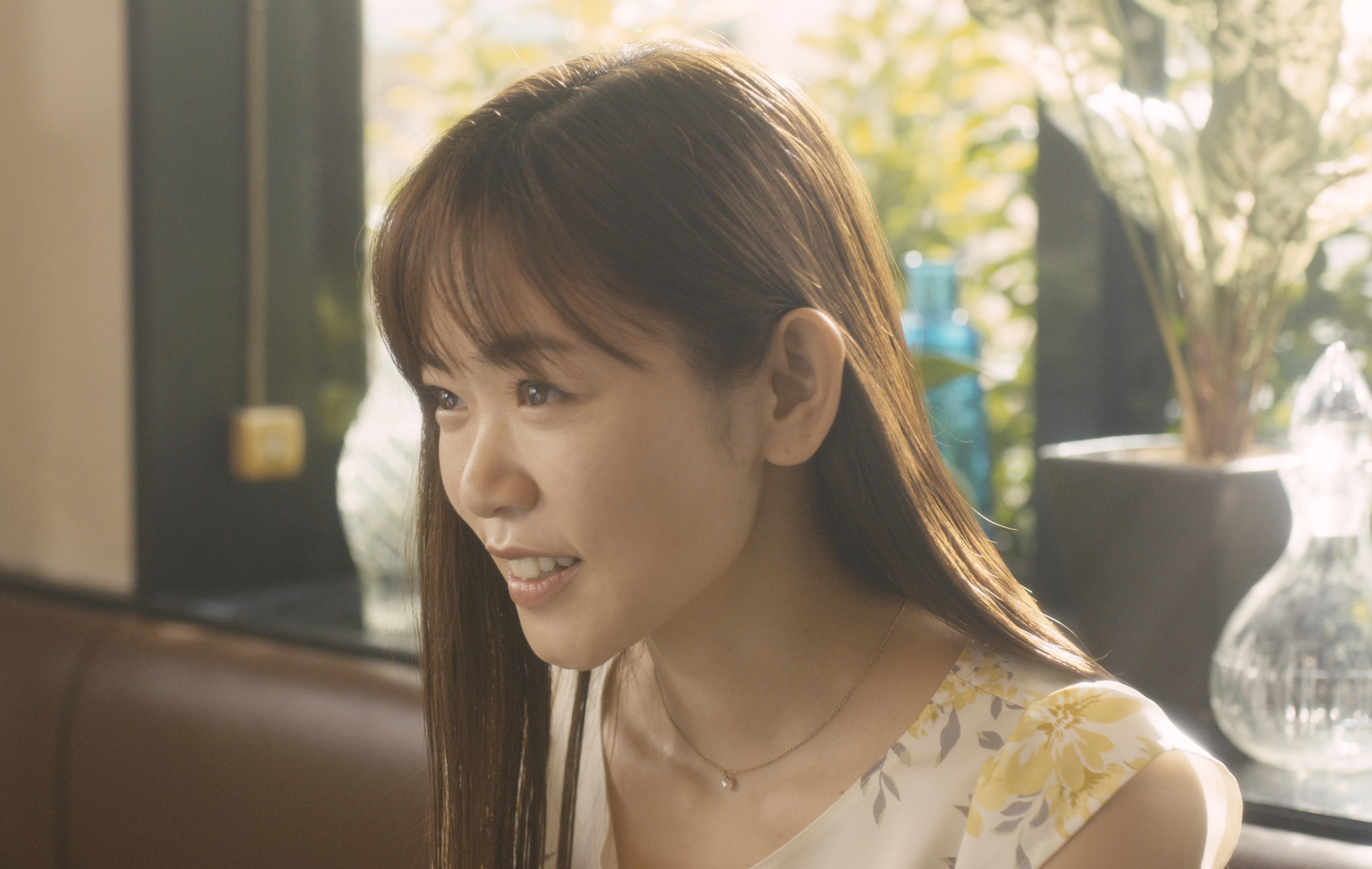 西川加奈子 (C)2019 映画「アンダー・ユア・ベッド」製作委員会