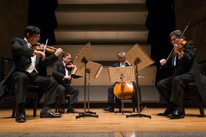 弦楽四重奏団・モルゴーア・クァルテットが『クラシック / プログレッシヴ・ロック名曲選』を開催