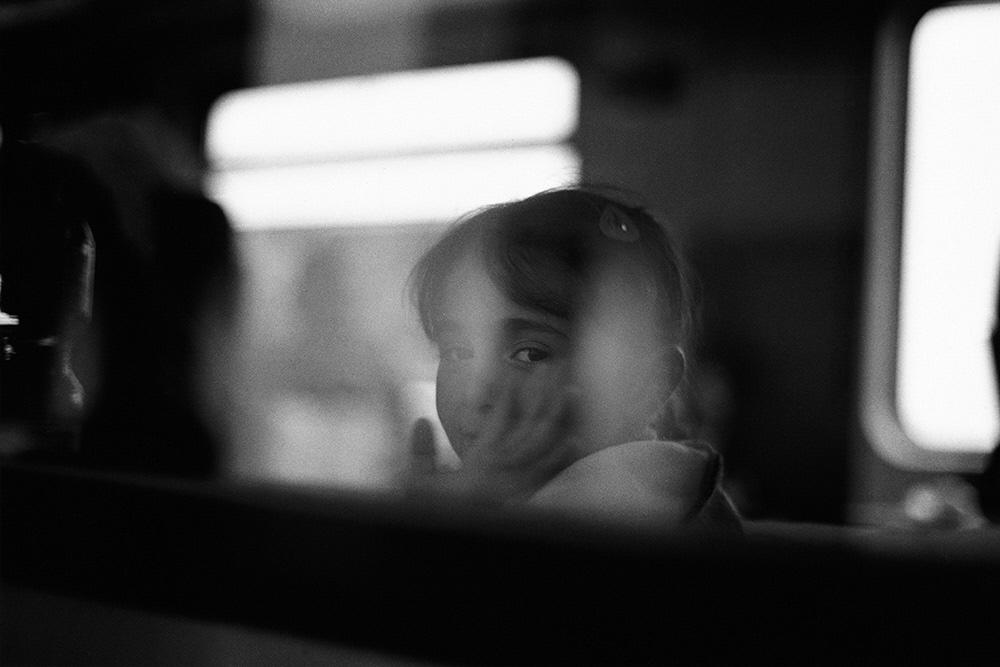 「NEXT TRAIN」シリーズより、 2015 年 (C)Kazuhiko WASHIO