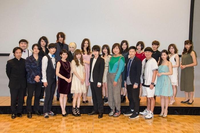 『ダンガンロンパ THE STAGE 2016~希望の学園と絶望の高校生~』出演者一同