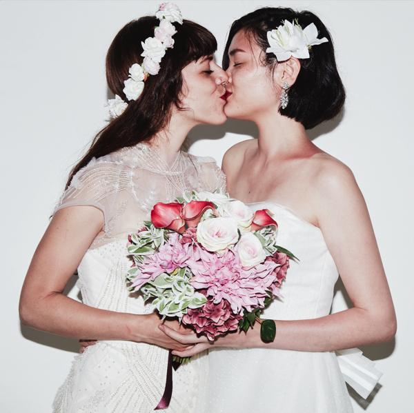 harMony SUPER LGBT WEDDING