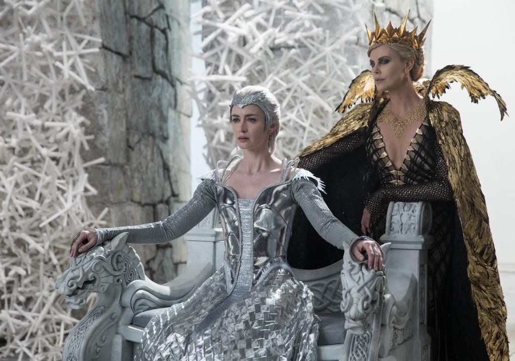 『スノーホワイト/氷の王国』 (C) Universal Pictures