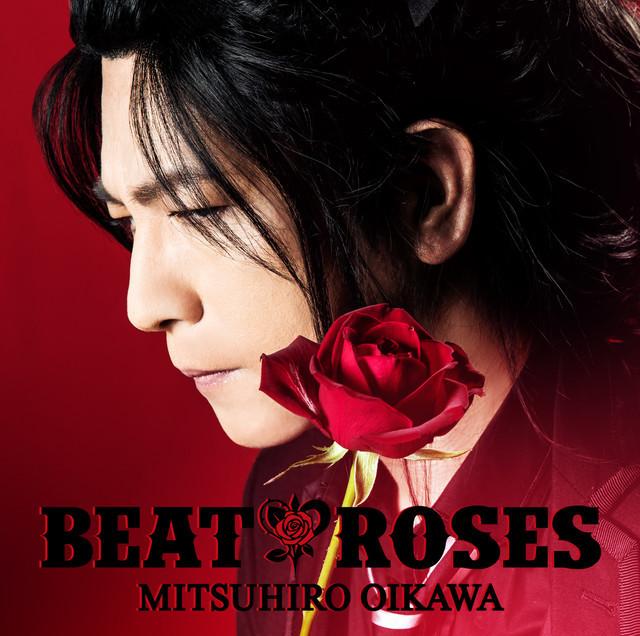 及川光博「BEAT & ROSES」初回限定盤Aジャケット