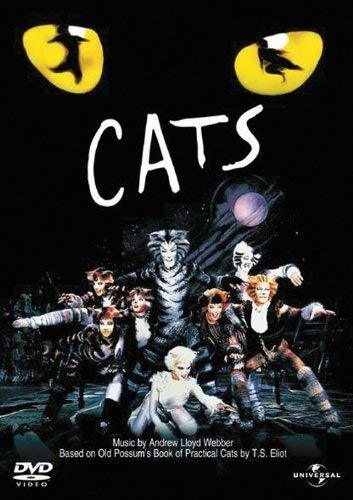 舞台『CATS』に基づく映像DVD (C) 1998 The Really Useful Group, Ltd. All Rights Reserved.