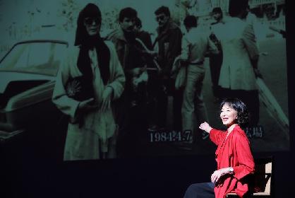 「人間の一生なんて儚いもの」――岸惠子スペシャルトークショー『夢のあとさき』レポート