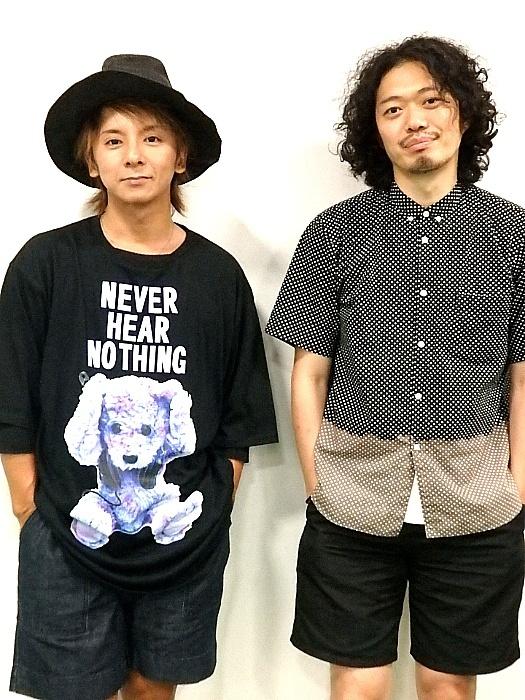 『不届者』合同取材会にて(撮影/石橋法子)