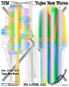 BIMとYogee New Wavesによる初のツーマンライブがWWW Xで開催決定