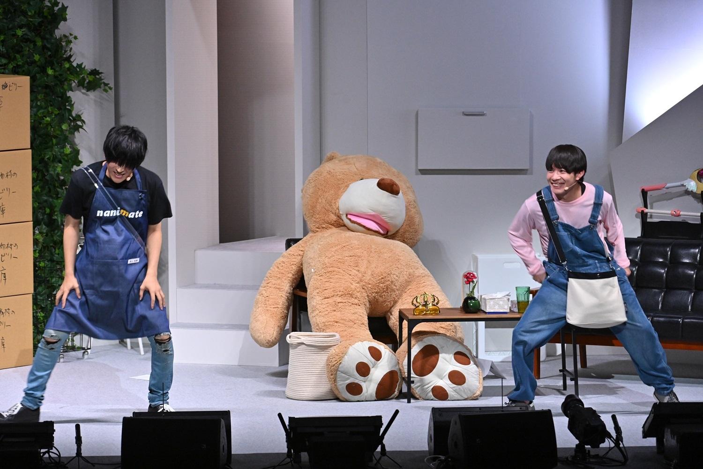 [2019.9.22昼公演]寺島拓篤×豊永利行 (C) AD-LIVE Project