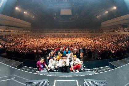 RADWIMPS、全国ツアー完遂!『ANTI ANTI GENERATION TOUR 2019』 ファイナル横浜アリーナ公演公式レポートが到着