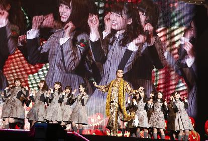 ピコ太郎からきゃりーぱみゅぱみゅ、ナオト・インティライミまで 異色のコラボも実現 『日テレ HALLOWEEN LIVE 2016』2日目レポート