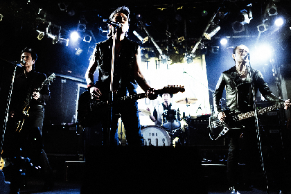 THE MODS、デビュー40周年記念オンラインライブ『40th Anniversary ONLINE GIG at 鹿鳴館「EARLY ACTION」』でロックレジェンドが鳴らす初期衝動