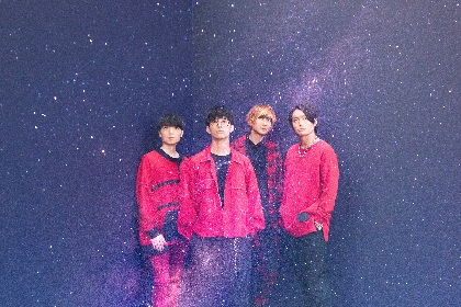 BLUE ENCOUNT、アニメ『僕のヒーローアカデミア』主題歌となった新シングルの詳細&アーティスト写真を解禁