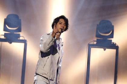 田口 淳之介、初のワンマンライブツアー開幕 オリラジ・中田と急遽「PERFECT HUMAN」披露も