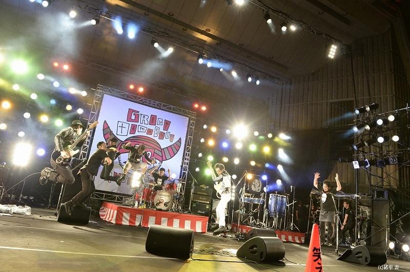 グループ魂/2015年8月29日 日比谷野外大音楽堂