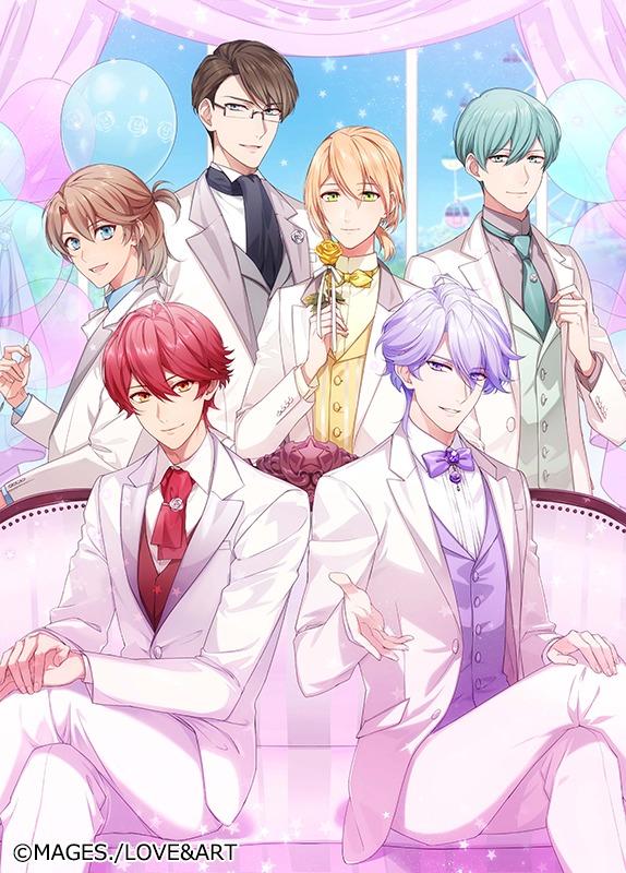 イベント「幻想マネージュ~グランドオープン~」キービジュアル (c)MAGES./LOVE&ART