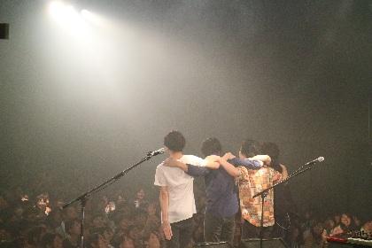 androp、全国21ヶ所21公演のライブハウスツアーが終幕 「まだ発表できないワクワクすることが沢山あります」と含みも