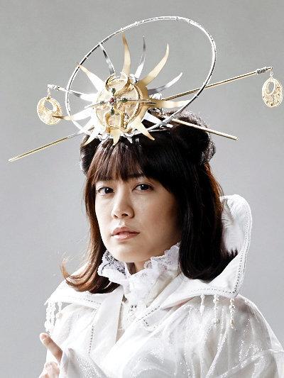 アマテ役の福田沙紀