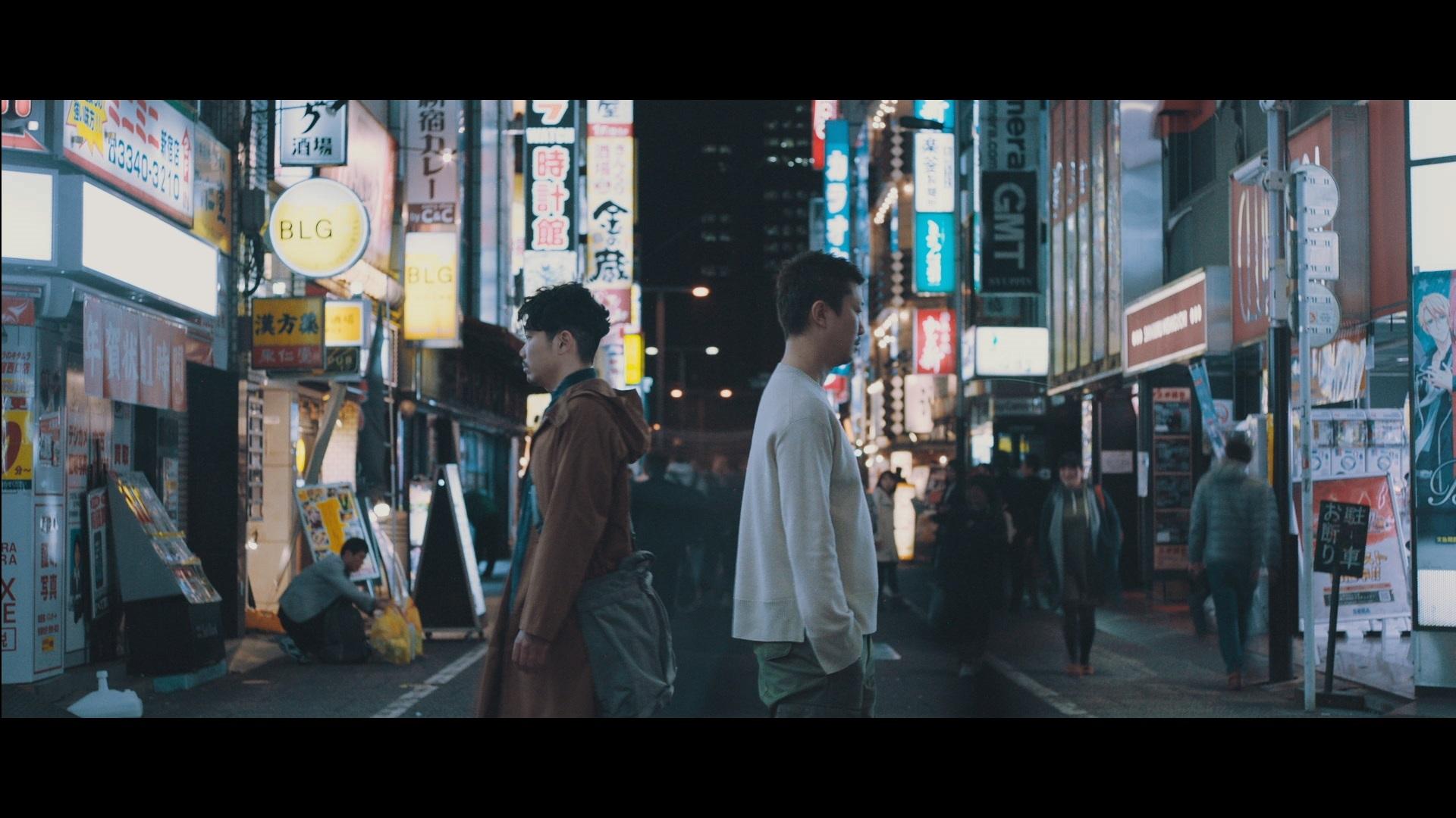 back numberと秦 基博と小林武史「reunion」short film キャプチャー画像