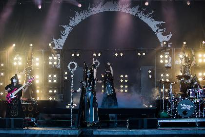 BABYMETAL、米フェス『Rock on the Range』へ3年ぶりに出演 2ndステージのヘッドライナーとして登場