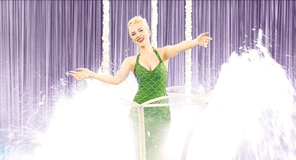 スカーレット・ヨハンソン (C) Universal Pictures