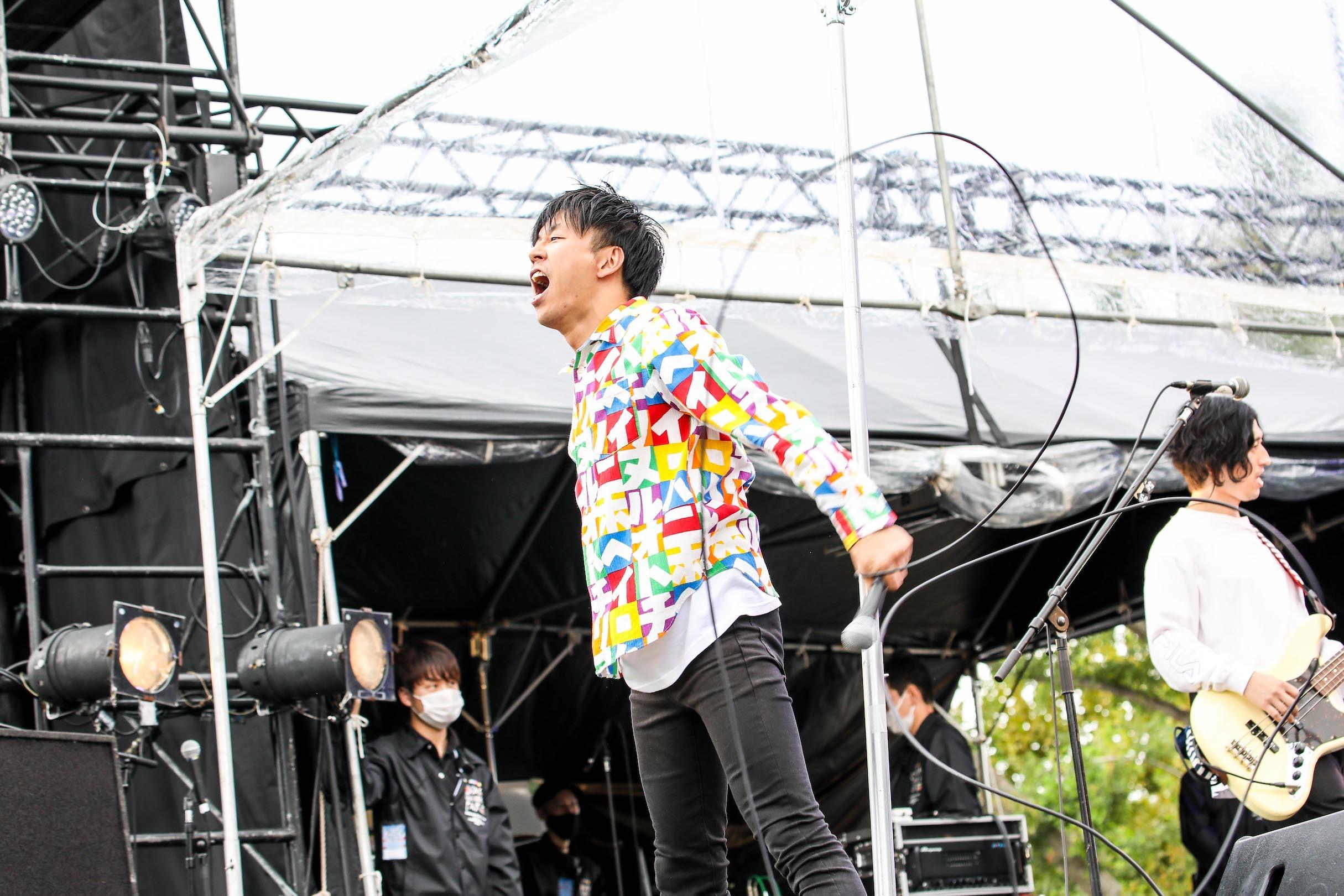 川さん(PAN / Vo)