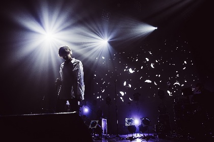 伊東歌詞太郎「僕には目指しているステージがある」 国内ツアーファイナルのオフィシャルレポート公開