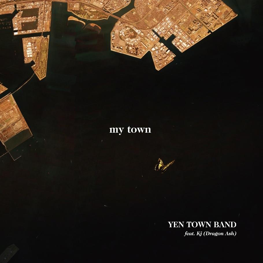 YEN TOWN BAND「my town」ジャケット写真_通常盤