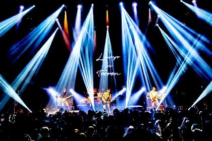 LAMP IN TERRENが3年越しのブリッツで成し遂げた万感のライブ