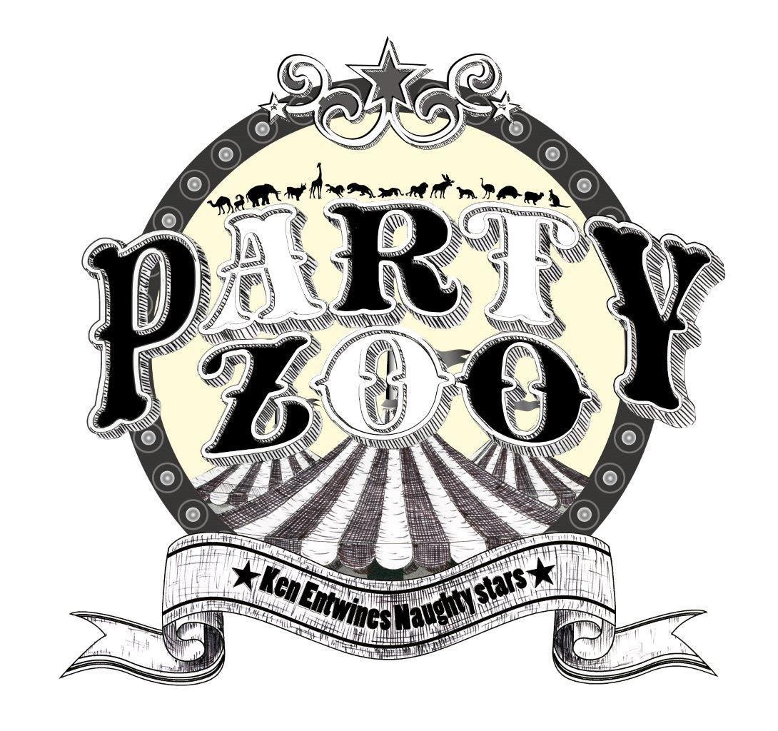 PARTY ZOOロゴ