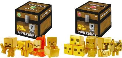 『マインクラフト ミニフィギュアシリーズ』の第2弾が発売に 『プレイセット』も同時発売