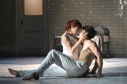 今見ておきたい痛切な愛の物語『マシュー・ボーン IN CINEMA/ロミオとジュリエット』6月5日(金)より全国順次公開
