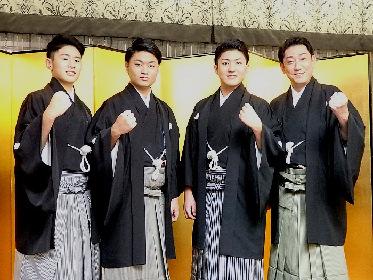 2017年大阪松竹座は中村芝翫、橋之助、福之助、歌之助4人の襲名披露公演「壽初春大歌舞伎」で幕開け!