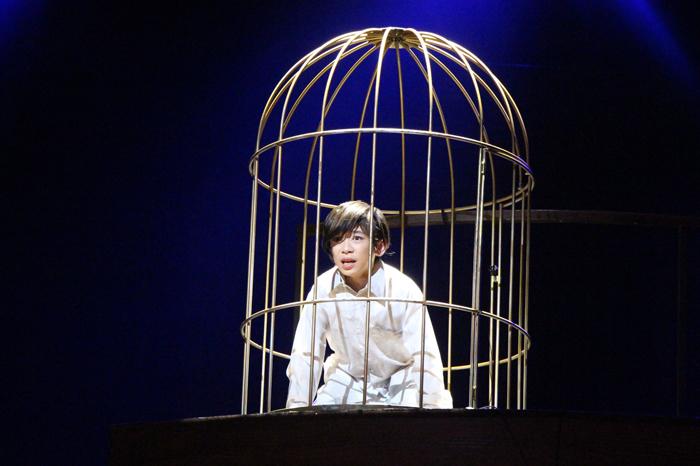 シエル・ファントムハイヴ役の内川蓮生