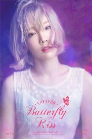 おっちゃん&ミンジュの怪しいK-Pop喫茶[第14話] 蝶々の接吻 ~『TAEYEON, Butterfly Kiss』