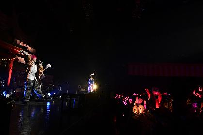 """あらなるめい 歌と仲間をこよなく愛する彼らがくれた最高の""""おとしだま"""" un:c、センラ、luzがゲスト出演したZepp Tokyo公演をレポート"""