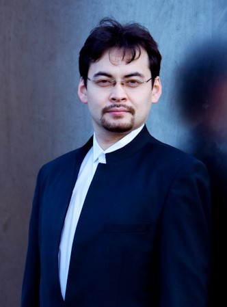 首席客演指揮者 アラン・ブリバエフ