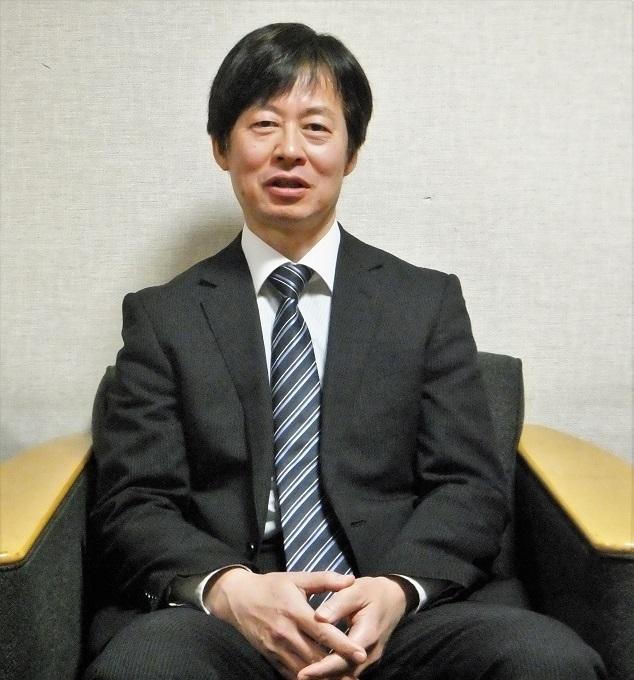 プレトーク・サロンでお馴染みの事務局次長 福山修に訊いてみた (c) Isojima