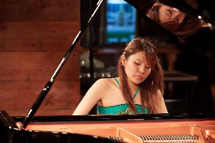 ピアニスト・水谷桃子が贈る、優美で情感豊かな名曲の表情