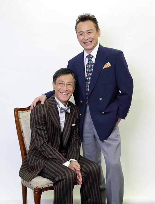 大石継太(左)、高木渉(右)(撮影:交泰)