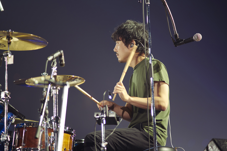 BUMP OF CHICKEN 撮影=太田好治 (4日公演)