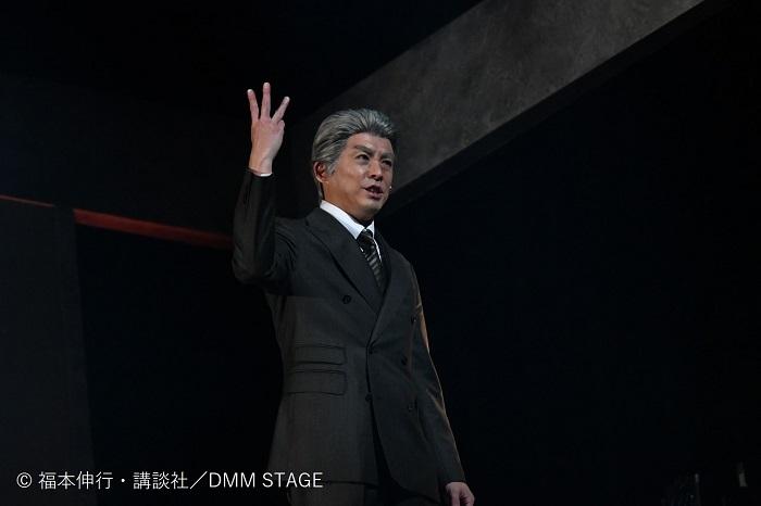 (C)福本伸行・講談社/ DMM STAGE