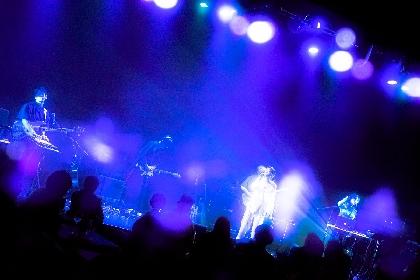 モノンクル ライブで生きてゆく姿を見せつけ、音楽はライブで成長するものだと心の底から実感した一夜