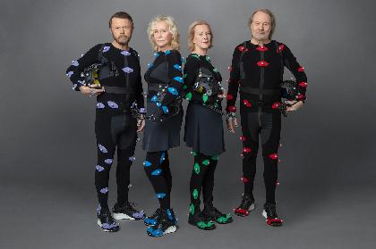 ABBAが40年ぶりに復活 完全新作スタジオ・アルバム『ヴォヤージ』を11月に発売&2022年5月からはコンサートも開催